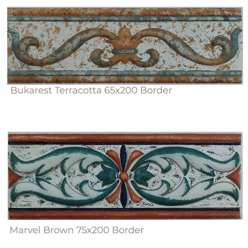 Border  Tiles sample
