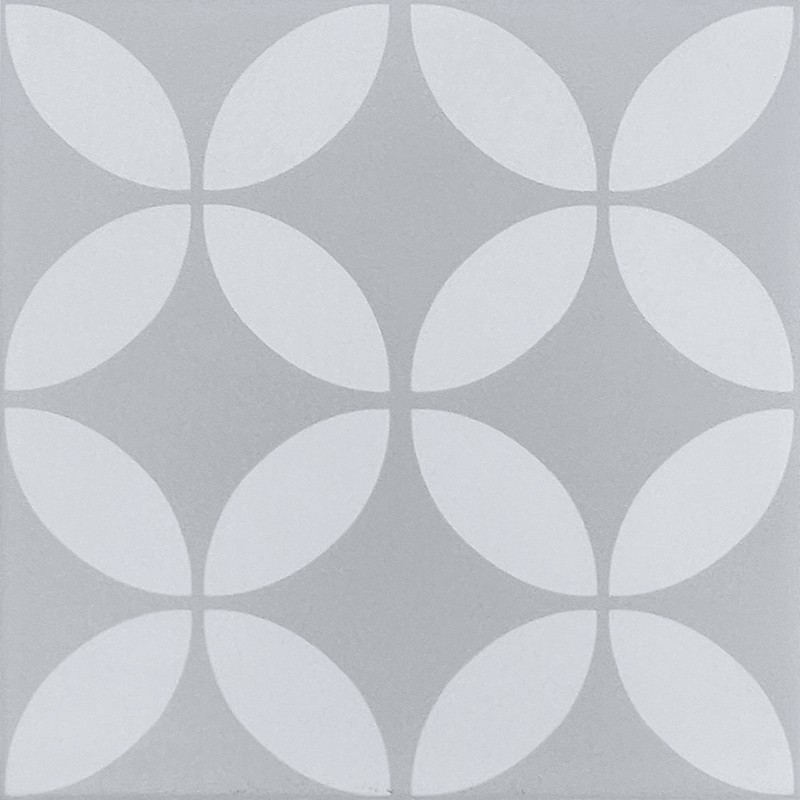 Great Dane Grey Feature Tile sample