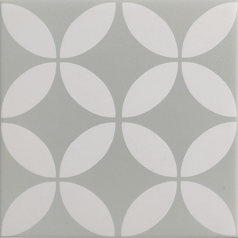 Great Dane Pale Green Feature Tile sample