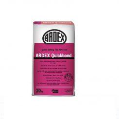 Ardex Quickbond Rapid Tile Adhesive