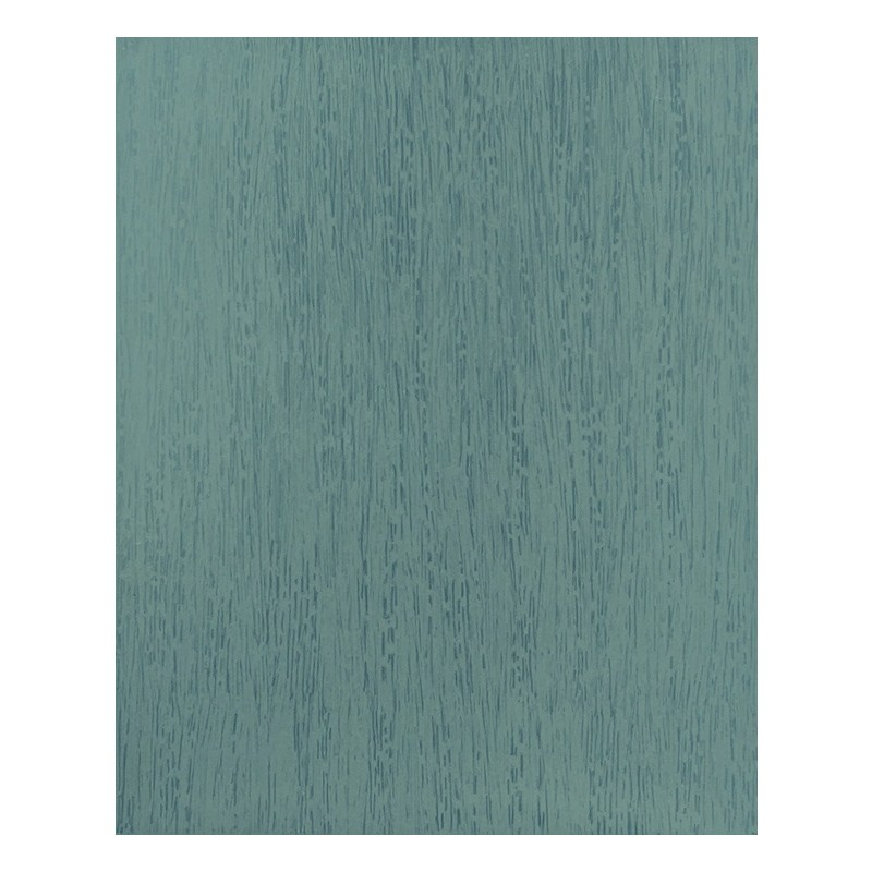 Brushed Teal Ceramic Wall Tile sample