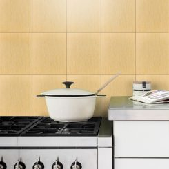 Mustard Ceramic Wall Tile