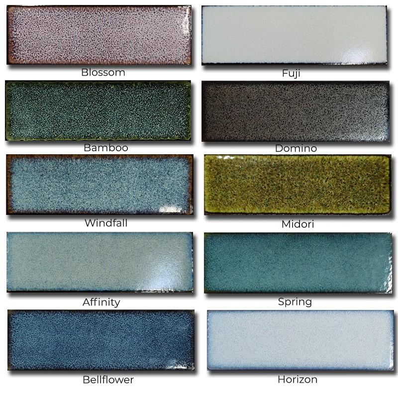 Akari Brick Subway Tiles sample