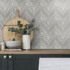 Ashfield Patterned Wall Tile