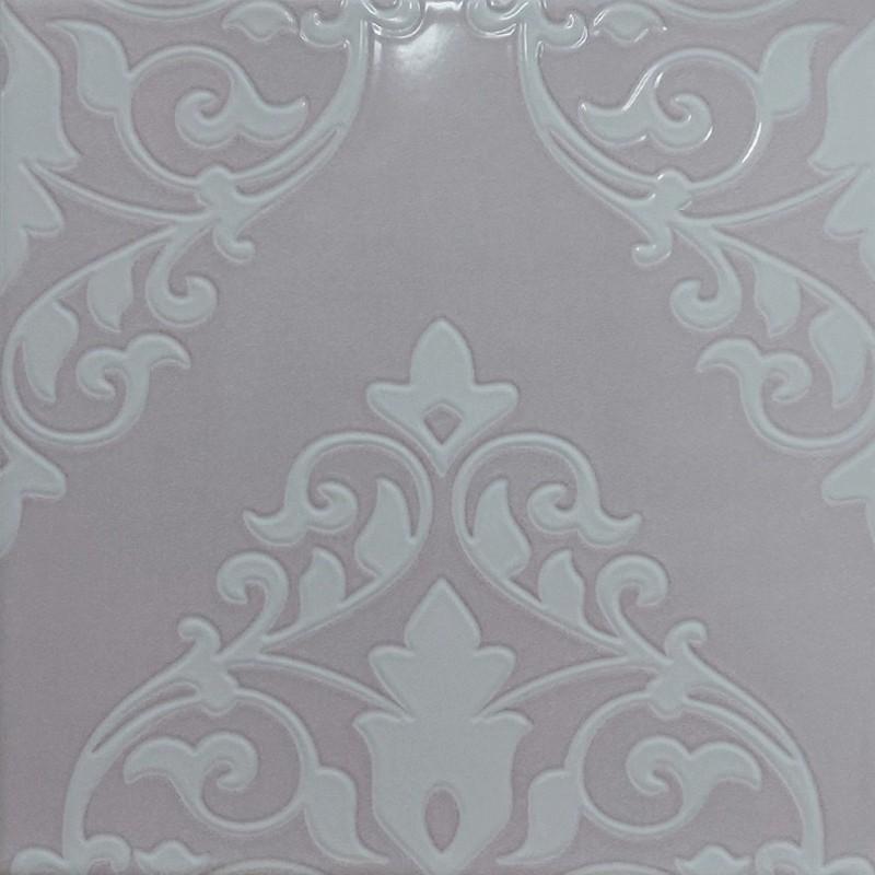 Ashfield  Patterned Wall Tile sample