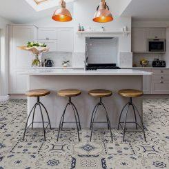 Texas Kitchen Vinyl Floor