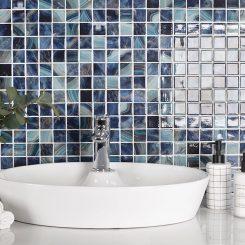 Mosaic Tiles For Bathroom Wall