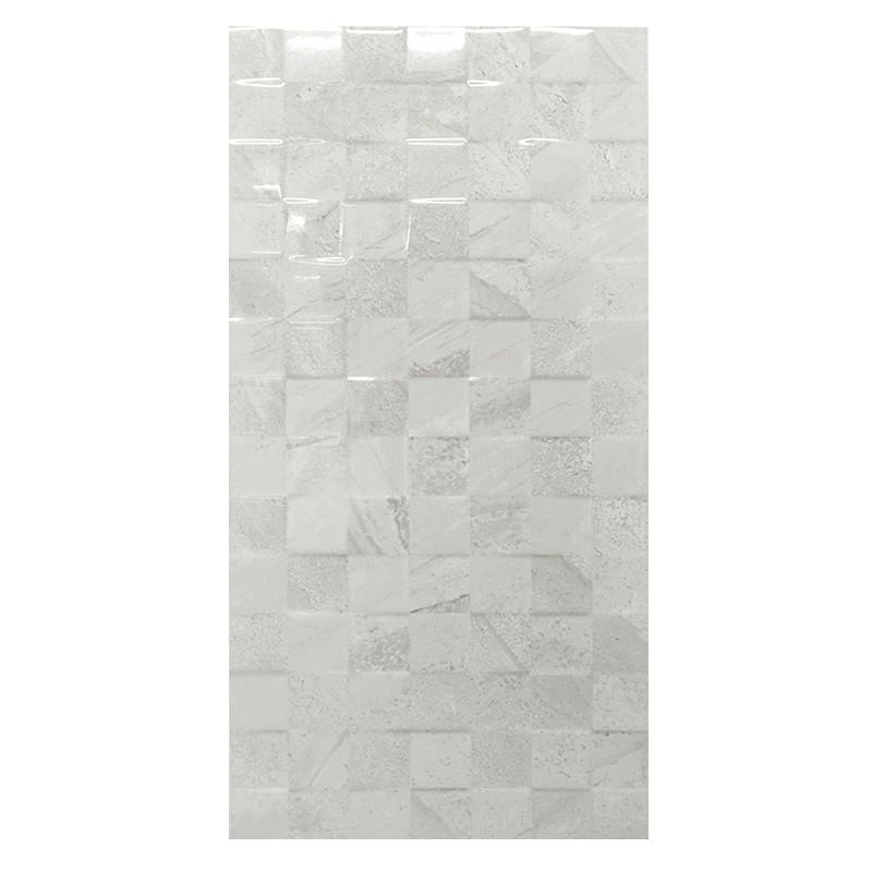 Armani Glory Square Gloss Wall Tile sample