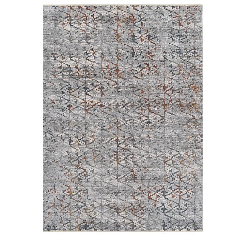 Ravenna 8850 Grey Rug sample