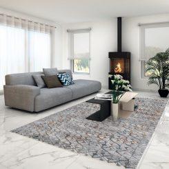 Ravenna Grey Rug Flooring Melbourne