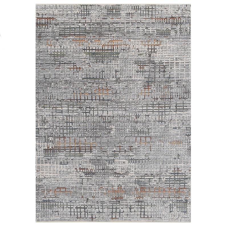 Ravenna 8851 Grey Rug sample