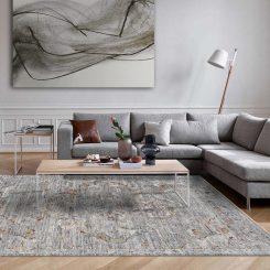 Ravenna Grey Rug Flooring