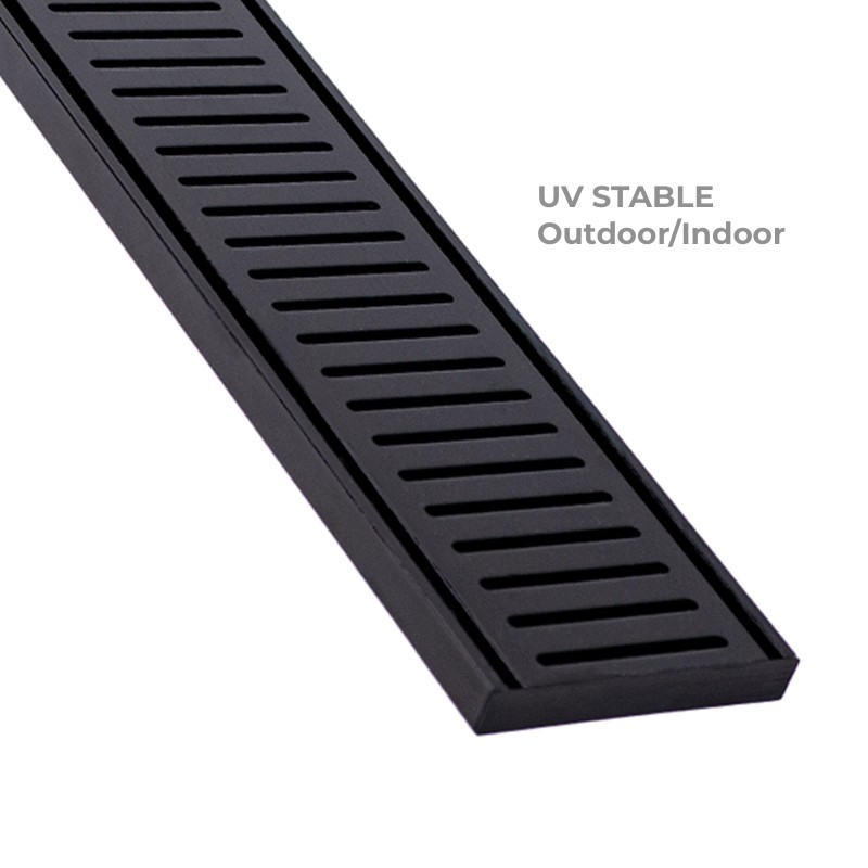 Lauxes Midnight Next Generation (Profile 11) 14x100mm Floor Grate sample
