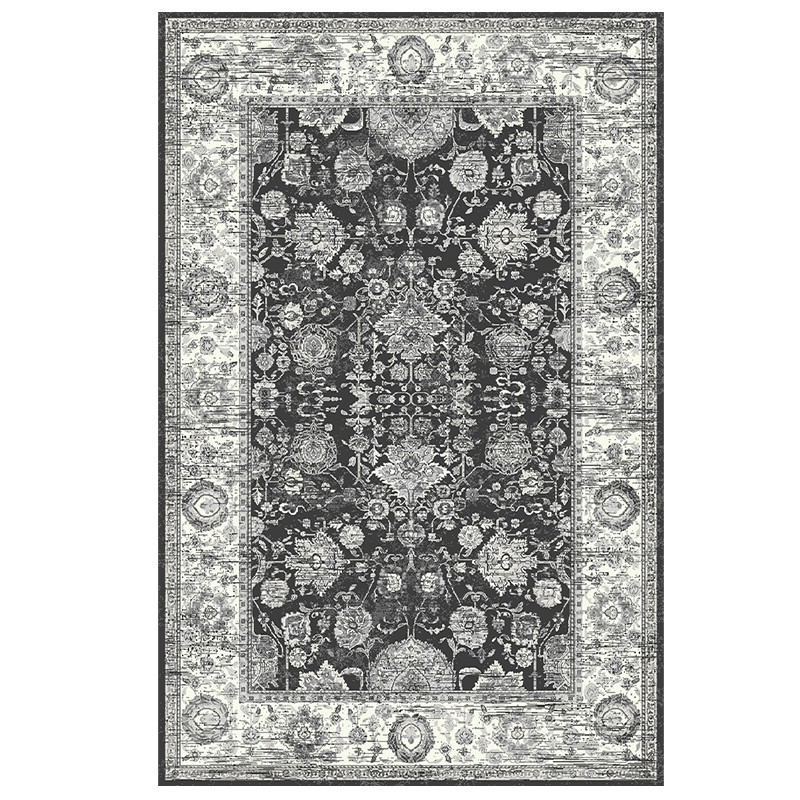 Verona 9641 Fume Carpet sample