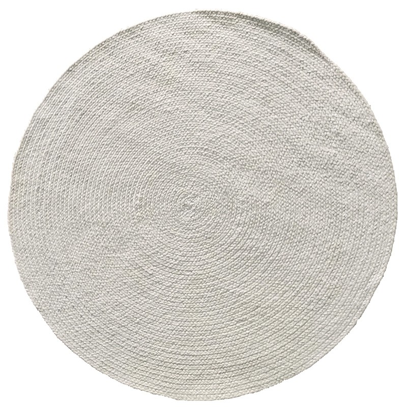 Disc Round Rug sample