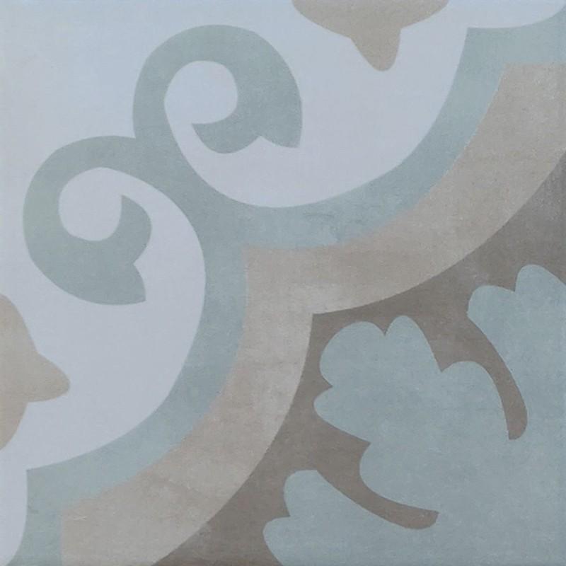 Kurios Glazed Porcelain Feature Tile sample